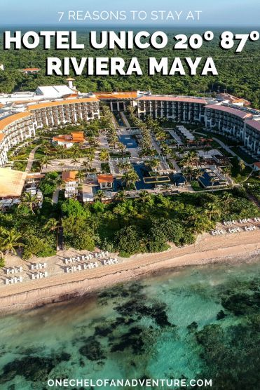 Unico 20º 87º Riviera Maya Hotel Review 7 Reasons To Stay Mexico Vacation Riviera Maya Holidays To Mexico