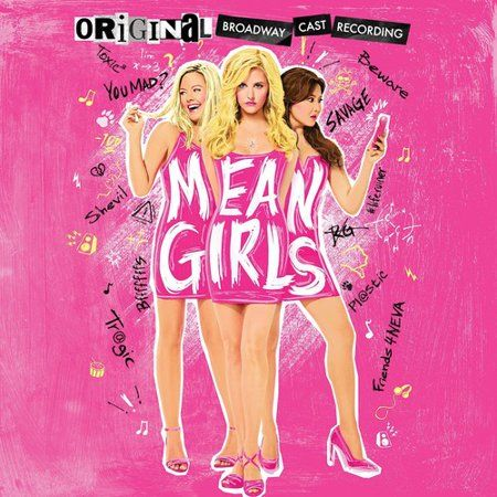 Mean Girls (Original Broadway Cast Recording) - Mean Girls (Original Broadway Cast Recording) - CD