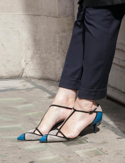 The Fashion Shoe - One of Laurie's Modern Must-Haves