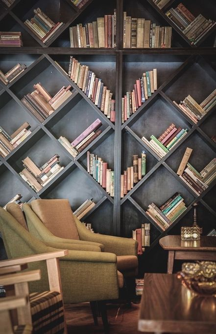 Strategies On How To Fix Your Home S Interior Bookcase Design Home Libraries Home Library