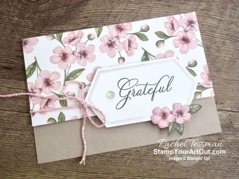 Hugs From Shelli May 2019 Paper Pumpkin Alternates - Stamp Your Art Out!