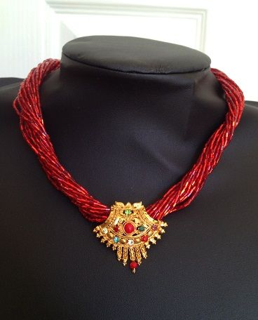 9 Latest Traditional Nepali Mangalsutra Designs Gold Necklace Designs Jewelry Design Necklace Gold Jewelry Simple Necklace