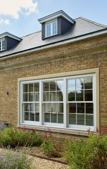 Traditional Georgian Windows For Period Style New Build Westbury Windows And Joinery In 2020 Georgian Windows Modern Windows And Doors Timber Windows