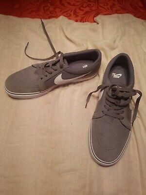 Nike SB low size 13 grey New Men's Shoes #fashion #clothing