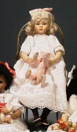 Hope, by Pauline Dolls