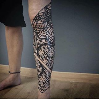 Leg tattoo men, leg tattoos, sleeve tattoos, tattoos for guys, geomet