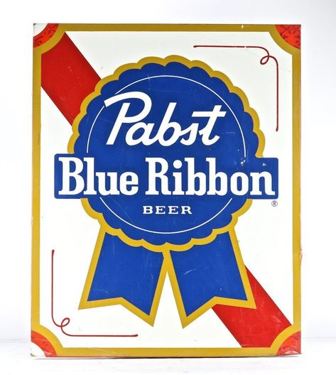Image result for pabst blue ribbon on pinterest