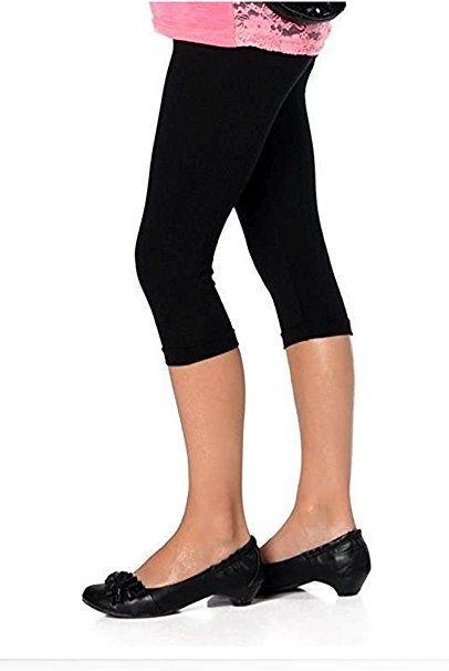 2-7J Kleinkind Kinder Baby Mädchen Baumwolle Tight Hosen Stretchy Warme Leggings