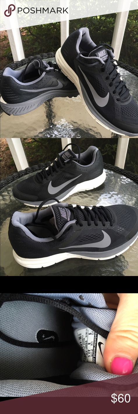 874adcf3c7727 Brand-new… Authentic… Price firm!! Box included minus the top as this is  how I bought them. Description-The Nike Zoom Structure+ 17 Men s Running  Shoe ...