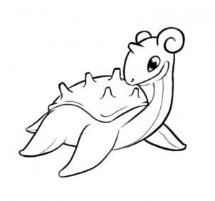 How To Draw Lapras Hellokids Com Pokemon Coloring Pages