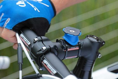 Quad Lock Bike Mount Snap In Phone Mount For Bicyclists Bike