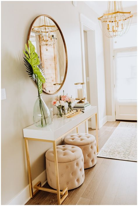How to Style Your Entryway - Haute Off The Rack