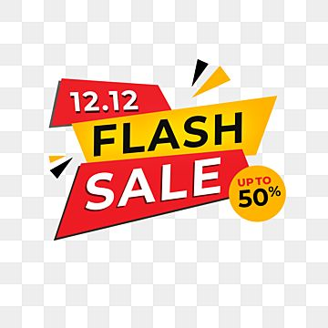 Flash Sale Banner Design Special Offer Red Yellow Stamp Clipart Flash Flash Sale Png Transparent Clipart Image And Psd File For Free Download Sale Banner Clip Art Banner Design