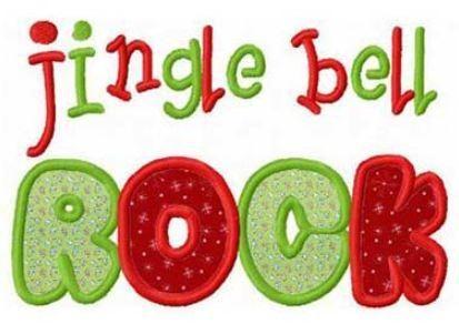 Letra Del Villancico Jingle Bell Rock Jingle Bell Rock Villancicos Navideños Villancico