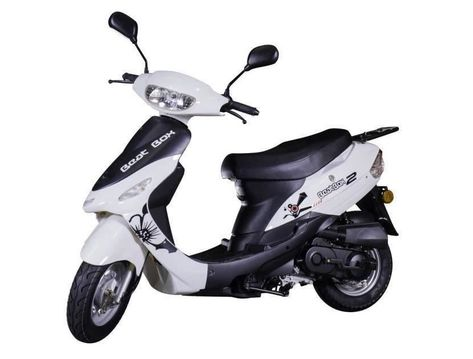 Scooter 50cc 4 Temps A Injection Taotao Cy50t 6 Pas Cher Scooter