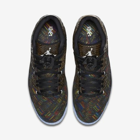 eb6b8927b6b62 Tênis Nike Air Jordan Spike Forty BHM Masculino   SNEAKERS TRAINERS ...
