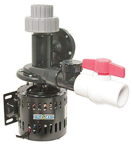 Bur Cam Pumps 300514w Laundry Tub Pump Automatic 3 Hp Laundry Tubs Tub Residential Plumbing