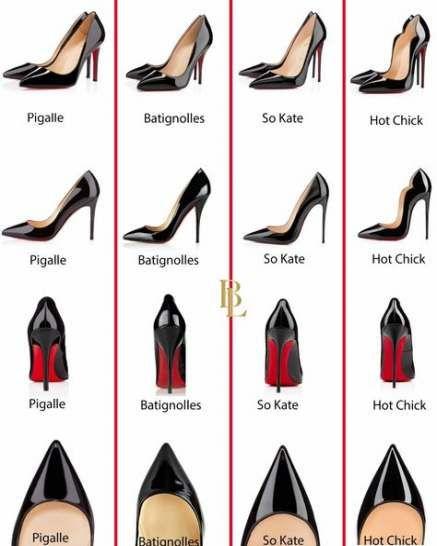 Fashion shoes heels christian louboutin