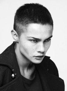 Androgynous Gay/Lesbian Haircuts