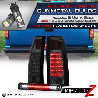 Pin By Marshall S On Gramatica Led Bulb Tail Light Gmc