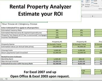 Tenant Payment Record Rental Payment Record Template 25 Etsy In 2021 Rental Property Management Rental Income Property Management