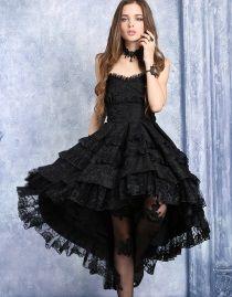 Robe gothique romantique DARK IN LOVE