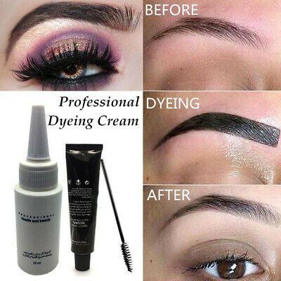 Details About Waterproof Eyelash Mascara Enhancer Eyebrow Tint