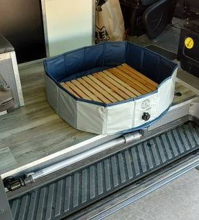 Diy Portable Indoor Van Shower Collapsible Space Saving Light