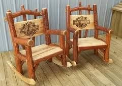 Amazing Nice Rocking Chairs! Harley Davidson Of Long Branch Www.hdlongbranch.com |  Homemade Harley | Pinterest | Rocking Chairs, Harley Davidson And Nice