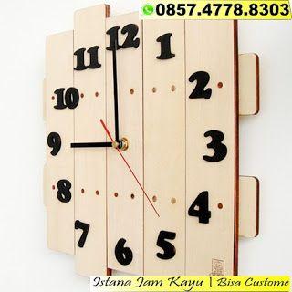 Jam Dinding Kayu Unik Jam Dinding Kayu Custom Jam Dinding Kayu Murah Jam Kayu Unik Unik Murah Jam Dinding Dinding Kayu Dinding
