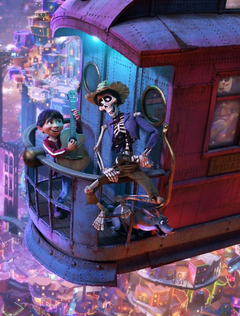 9 Hidden Facts You Should Know Before Watching Pixar's Coco