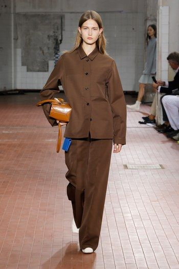Jil Sander Spring 2019 Ready-to-Wear Collection - Vogue