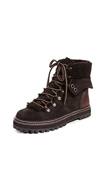 d5f55b679e7 Eileen Flat Boots in 2019 | EDL PREFALL 2019 | Chloe boots, Boots ...