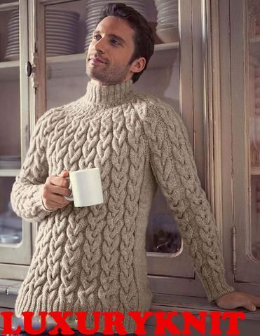 Men's Sweaters – Page 10 – KnitWearMasters (With images