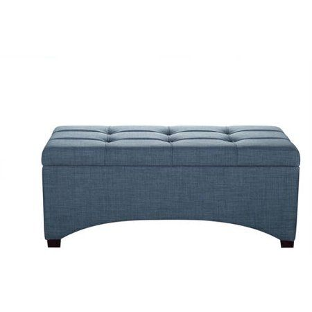 50b87b00b19723eb2af8f4b3d1e14fc9 - Better Homes & Gardens Pintucked Storage Bench