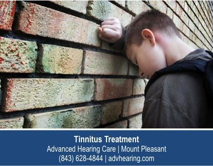 http://www.advhearing.com/our-services/tinnitus-therapy/ – Tinnitus can be especially debilitating for children who often don't understand that the constant ringing and buzzing they hear isn't 'normal' because it has been there for most of their lives. If you notice a child fussing with their ears or complaining of noise in a silent room, have them evaluated by a Mount Pleasant tinnitus specialist such as the experts at Advanced Hearing Care.