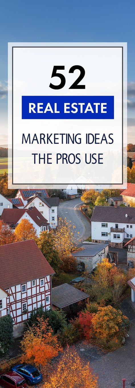 29 Easy Real Estate Marketing Ideas & Strategies for Success
