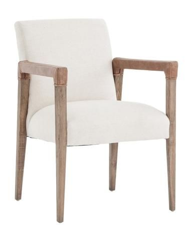 Robby Arm Dining Chair Side Chairs Dining Chairs Furniture Dining room chairs with arms