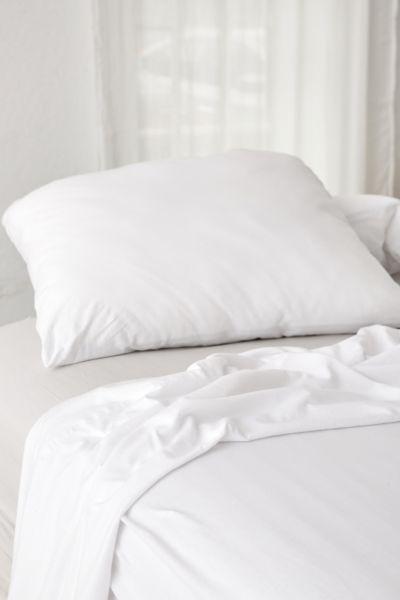 T Shirt Jersey Sheet Set White Sheet Set King Sheet Sets Bed Linens Luxury