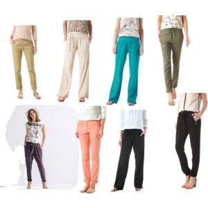 Pantaloni comodi