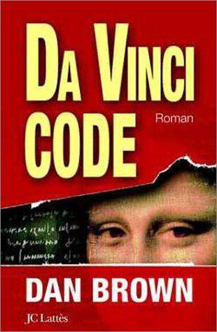 """Da Vinci Code - Dan Brown """"Un spécialiste de symbologie de Harvard convoqué au Louvre déchiffre le code de l'un des plus grands mystères de notre temps, sur l'oeuvre de Vinci.""""  http://petitlien.com/mut22"""