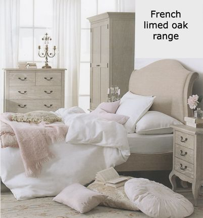 The French range of Bedroom furniture is an elegant French ...
