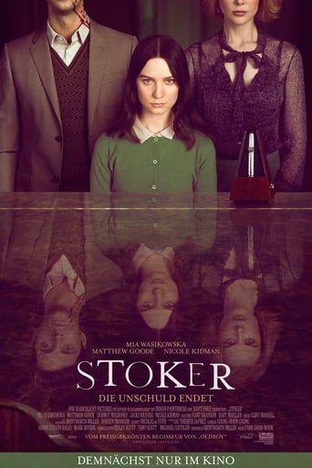 Ver Stoker 2013 Pelicula Completa Online En Espanol Latino Subtitulado Tony Scott Nicole Kidman Stoker Movie