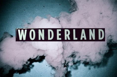 Welcome to Wonderland.