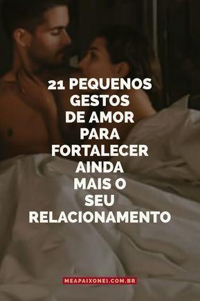 Um relacionamento feliz e duradouro, raramente é criado da noite para o dia. O amor leva tempo.