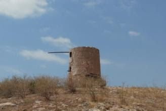Patrimonio Industrial Arquitectónico Rehabilitación Del Molino De Viento El Maestre De Molinos De Viento Viento Molino
