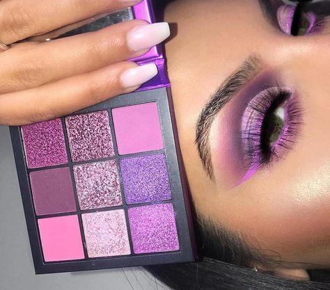 Paleta 9 Sombras Ojos Mate Glitter Maquillaje De Ojos