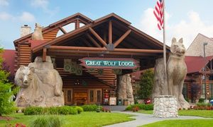 Stay with Daily Water Park Passes at Great Wolf Lodge Williamsburg in Virginia