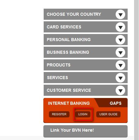 Gtbank Internet Banking Registration Login Details Online
