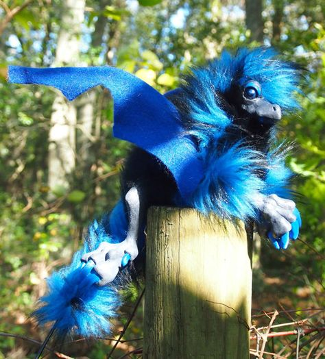 Baby Dragon Woodbaby by Gaffanon on Etsy, $64.20